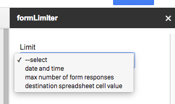 Supercharge Your Google Forms and Get More out of Them formlimiter1