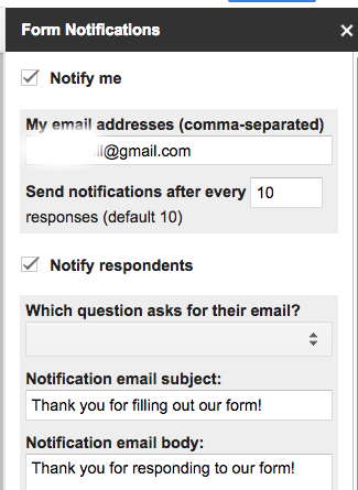 Supercharge Your Google Forms and Get More out of Them formnotifications