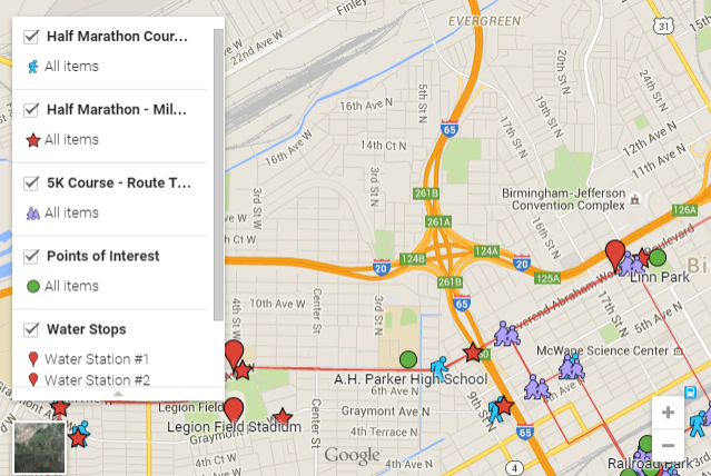 How to Re-Discover Your Neighborhood with Local Google Maps googlemymaps