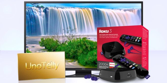 Stream International TV, Netflix, Pandora & More With UnoTelly DNS and VPN [15x Gold Plans, Samsung 40″ 4K TV, Roku 3, Netflix Gift Cards Giveaway]