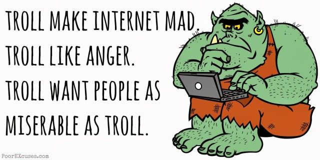 Here's What Happens When You Confront An Internet Troll ...