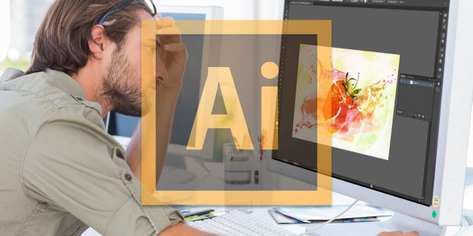 How to Convert Images and Doodles Into Vector Graphics With Adobe Illustrator