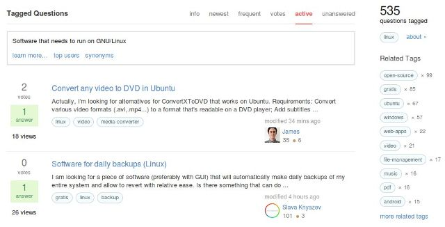 linux-software-stackexchange