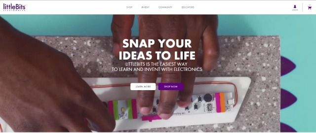 littleBits site