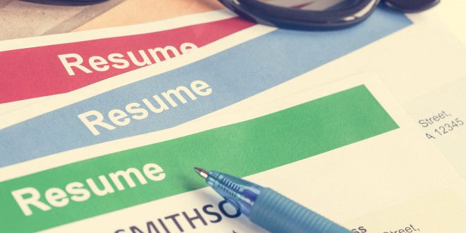 How To Create A Resume Template With Microsoft Word