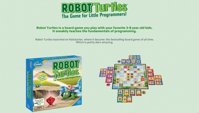 robot turtles site