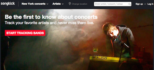 6 Strong Alternatives to Ticketmaster for Buying Event Tickets songkick 640x293