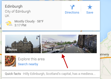 How to Re-Discover Your Neighborhood with Local Google Maps streetviewmaps