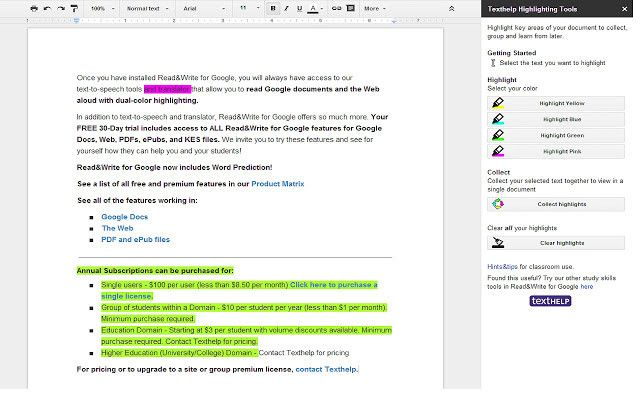 Google Docs vs. Microsoft Word: The Death Match for Research Writing texthelp 640x400
