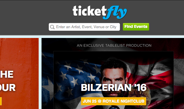 6 Strong Alternatives to Ticketmaster for Buying Event Tickets ticketfly2