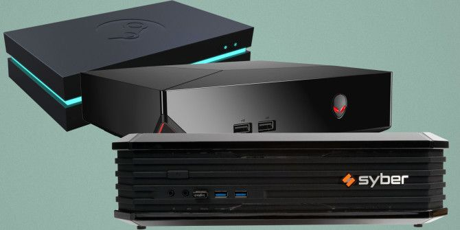Want a Steam Machine Today? You Can Buy These TV-Ready PCs Now