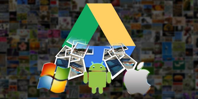 How to Upload Images to Google Drive from Popular Platforms