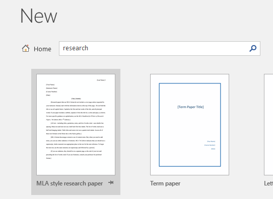 New templates in Google Docs: designed by experts, made for you