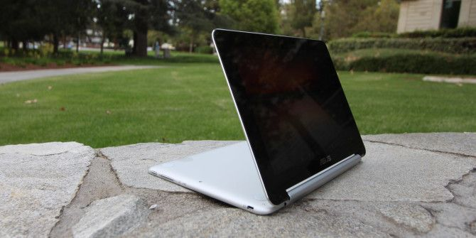 ASUS Chromebook Flip Review and Giveaway