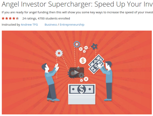 Angel Investor Supercharger Speed Up Your Investor Funding