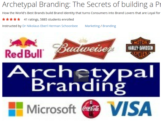 Archetypal Branding The Secrets of building a Premium Brand