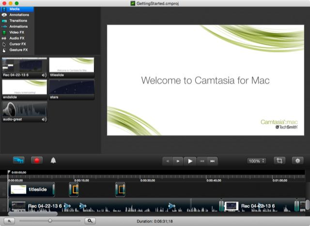 The 5 best screen recorders for capturing mac os x transitions between clips and zooming and panning animations like screenflow external video and audio clips can be imported into desktop ccuart Gallery