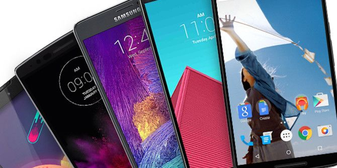 Win One of Today's Most Popular Android Smartphones For Free