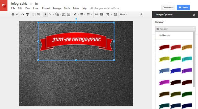 8 creative uses of google drawings you shouldnt ignore infographic in google drawings ccuart Image collections