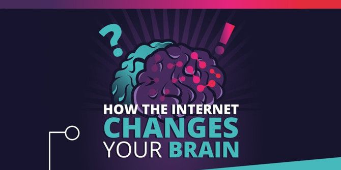 How is the Internet Changing Your Brain?