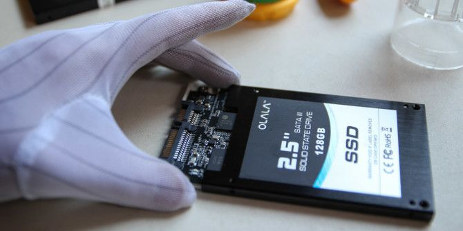 OLALA CS820 Budget SSD Review and Giveaway