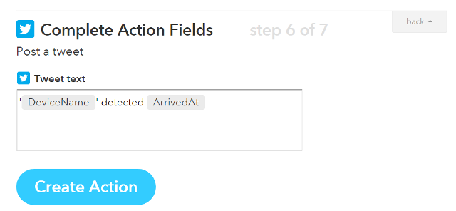 actionfields
