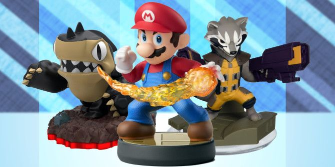 Amiibo, Skylanders, Disney Infinity – What's The Difference?