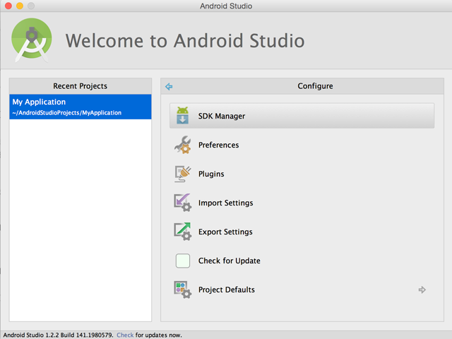How to Set Up Android Studio on Your Mac (And Why You'd Want to) android studio configure 640x480