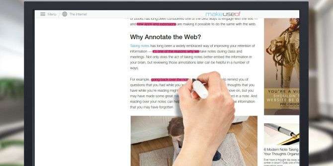 The Powerful Benefits of Web Annotations for Research & Recall