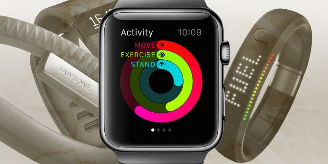 Does Apple Watch Make Your Wearable Activity Tracker Obsolete?