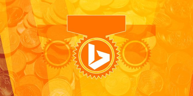 What's Bing Rewards, How It Works, And What's New?