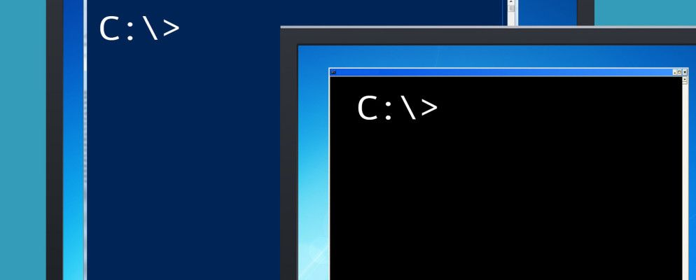 Command Prompt vs  Windows PowerShell: What's the Difference?