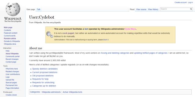 Updating corporate wikipedia page