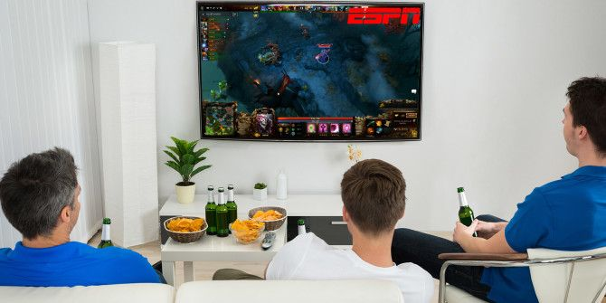 E-Sports on ESPN: How the Web Turned Gaming Pro