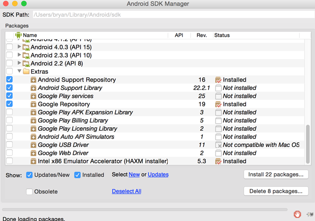 How to Set Up Android Studio on Your Mac (And Why You'd Want to) google play services 640x450