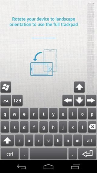 how-to-use-android-phone-tablet-as-mouse-keyboard-trackpad-for-windows-Intel-Remote-Keyboard-setup-portrait