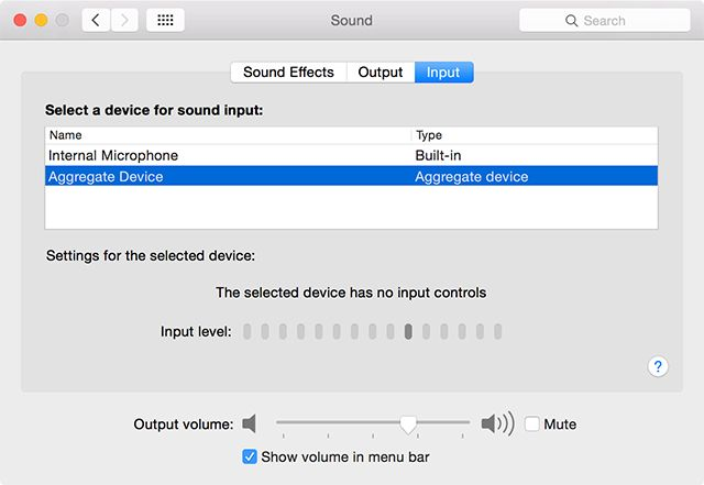 Sound Not Working on Your Mac? Easy Fixes For Audio Problems inputdevices