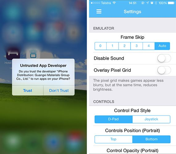 How to Install Emulators & Homebrew on Your iPhone or iPad