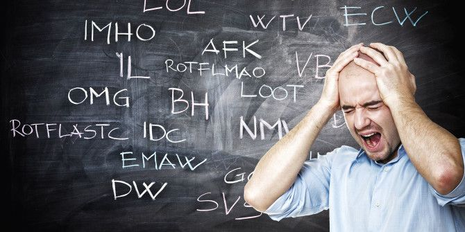 30 Trendy Internet Slang Words and Acronyms You Need to Know to Fit In