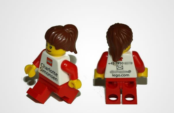 13 Creative Business Card Ideas to Help You Stand Out legobc