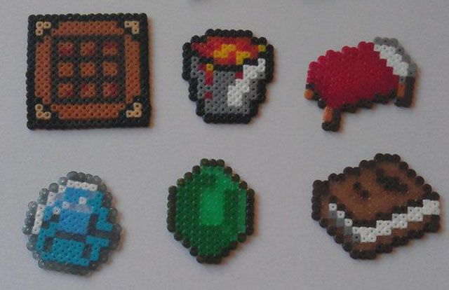 7 diy minecraft projects your kids will go mad for minecraft diy 8bit accessories solutioingenieria Images
