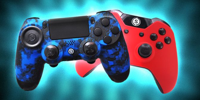 3 Places You Can Buy Custom Modded Game Controllers