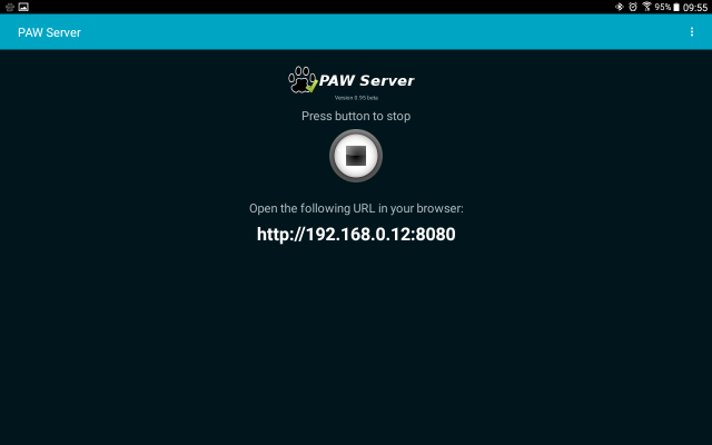 Bit web server android free