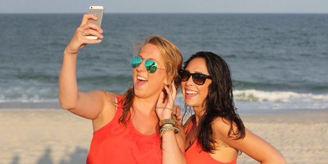 7 iPhone Apps for the Selfie Obsessed