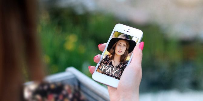 Are Selfies the Future of Mobile Payments?