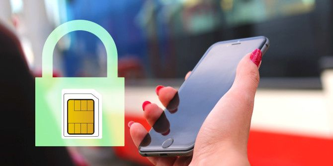 How to Encrypt and Set a SIM Card Lock on Any Mobile Device