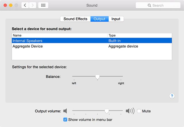 Sound Not Working on Your Mac? Easy Fixes For Audio Problems soundoptions