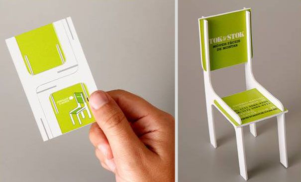 13 Creative Business Card Ideas to Help You Stand Out tokstok