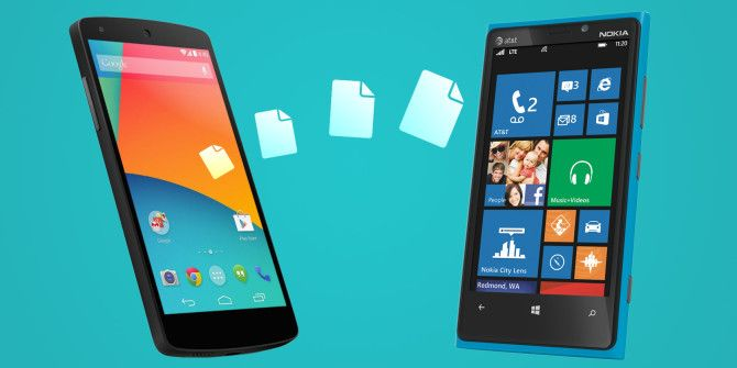 How to Transfer Personal Data Between Android & Windows Mobile