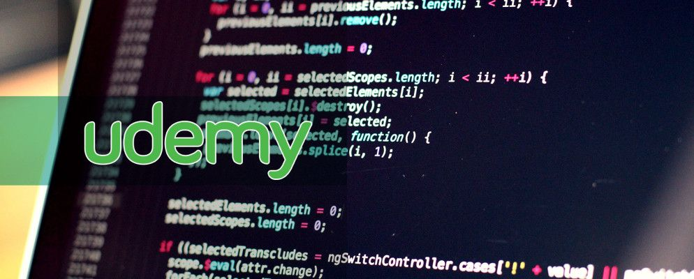 Learn With Coding Projects: 9 Udemy Courses for the Beginner Programmer
